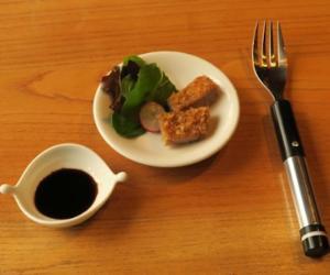 salty fork