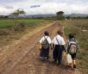 Khanya Njalo tries to keep more children in school