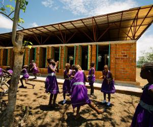 Swawou School for Girls by Orkidstudio