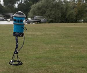 The Mine Kafon Drone