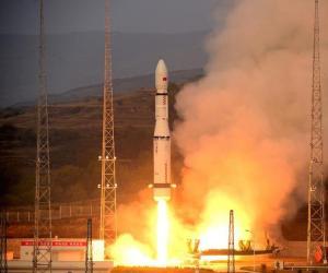 Chinese launch zone