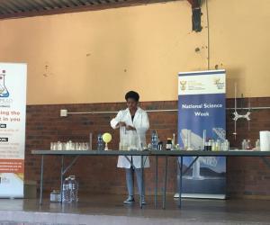 ChemStart: Bridging the gender gap in science education