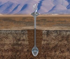 WaterSeer device