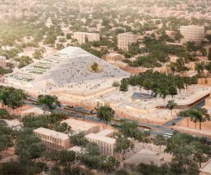 Burkina Faso National Assembly - Francis Kéré