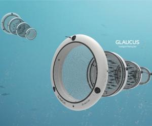 The Glaucus intelligent fishing net
