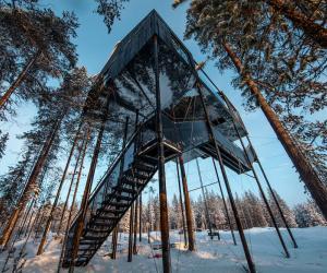 Snohetta's The Seventh Room. Image: Johan Jansson