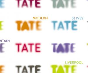 Tate Modern Identity