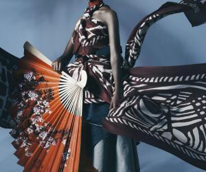 Trebene Face to Face collection by Bushera Bashir