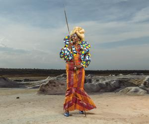 Osborne Macharia: Magadi