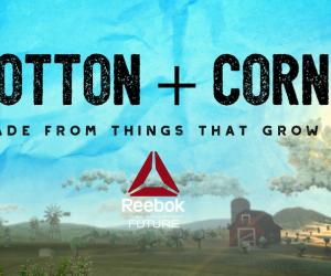 Reebok's Cotton + Corn