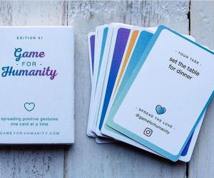 Game for Humanity by Marc Buhrer