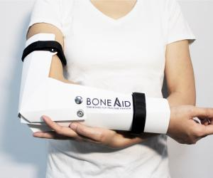 BoneAid is a multi-purpose bone rehabilitation board created for disaster relief emergencies.