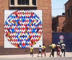 Street art as a form of mediation