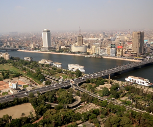 Cairo by Colin Gwesu