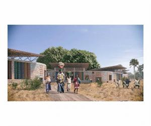 The school in Ulyankulu, Tanzania
