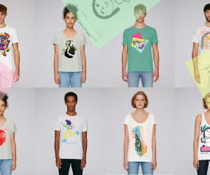 face this t-shirt range