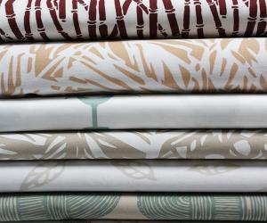 Caversham textiles.