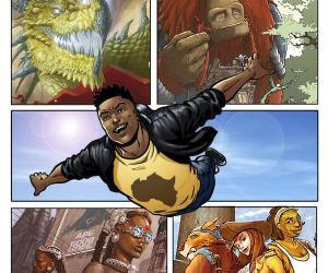 SA Comics.