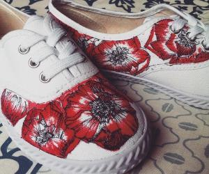 LACED is a range of hand-crafted, customised footwear, made to order by architect Dhiantha Achary.
