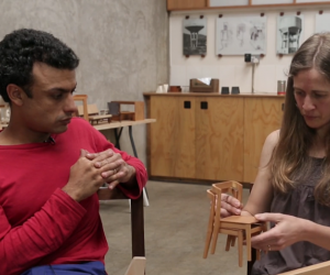 Naeem Biviji and Bethan Rayner of Studio Propolis.