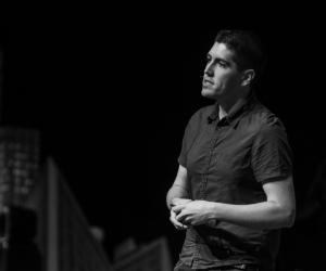 Ian Murchison at Design Indaba Conference 2014.