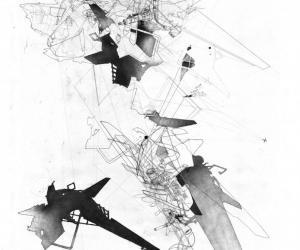 Architect Stefan van Biljon's drawing