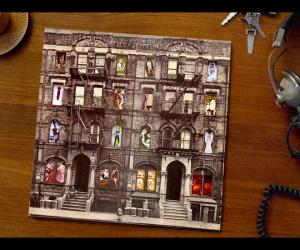 "Led Zeppelin – ""Physical Graffiti""."