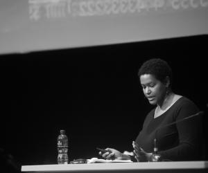 Tia Blassingame at Design Indaba Conference 2015