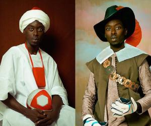 Omar Victor Diop: Senegalese photographer Omar Victor Diop is using his camera to revive traditional West African portraiture, adding his own creative flare