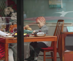 The Window Project sheds light on domestic violence during the holidays.