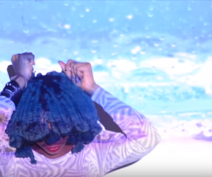 """South African DJ and """"kwaaiwave"""" producer, Maramza and vocalist, Moonchild pair their dreamy track """"Inkwenkwezi"""" with even dreamier visuals."""