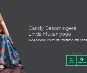 Haute Baso, a boutique brand founded by Candy Basomingera and Linda Mukangoga is committed to collaboration with Rwandan artisans