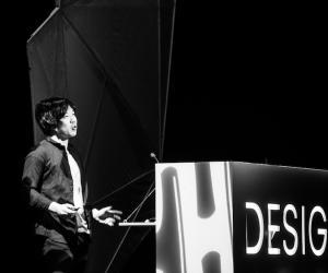 Kazuya Kawasaki/Design Indaba Conference 2016