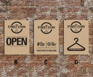 The Street Store posters