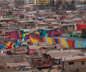 Boa Mistura create murals that inspire change