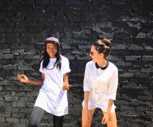 Jain and Karabo Poppy Moletsane