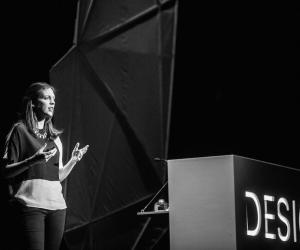 Paloma Strelitz of Assemble at Design Indaba 2016