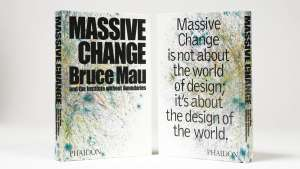 Bruce Mau's book Massive Change.