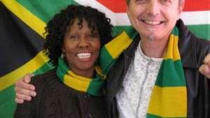 Boniswa Pezisa and Mike Schalit.