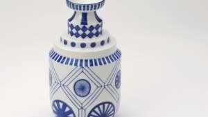 Porcelain tableware by Jaime Hayón.