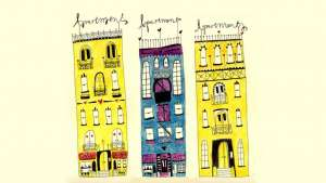 Apartments by Lauren Fowler.