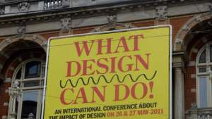 Blog: Day 2 of What Design Can Do Conference