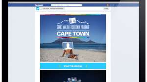 My Cape Town Holiday digital campaign by Ogilvy & Mather.