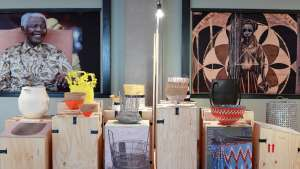 Make It New exhibition. Image: Henrique Wilding.