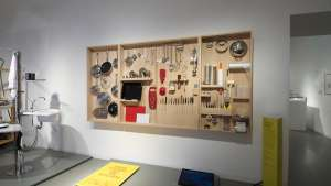 Kitchen Cabinet for Helmut Österreicher in EOOS at the MAK Museum of Applied Art.