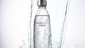 SodaStream Source bottle by Yves Béhar.