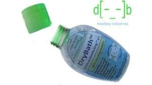 DryBath™ by Ludwick Marishane.