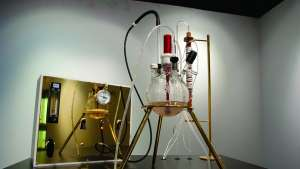 """""""GROW YOUR OWN..."""" exhibition: The Great Work of the Metal Lover by Adam W. Brown."""