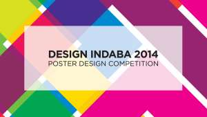Design Indaba Poster Competition 2014
