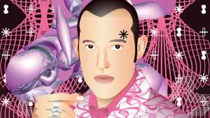 """Change the World"" album by Karim Rashid."